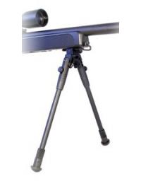 Bi-Pied réglable aluminium - SWISS ARMS