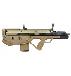 SCAR-H avec kit Bullpup VERSION RIFLE (GBB) tan/tan - SRU