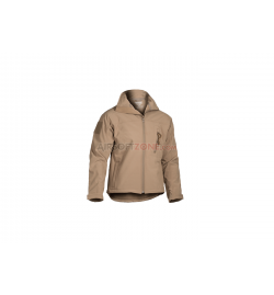 Veste tactical softshell Coyote - INVADER GEAR