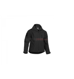 Veste tactical softshell noir - INVADER GEAR