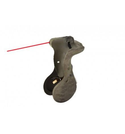 Grip pour G17/G19...avec laser rouge - HONOR AIRSOFT
