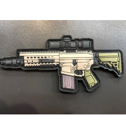 Patch PVC SR25 - TMC