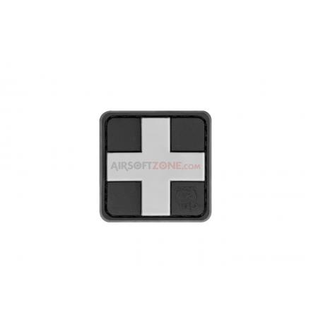 Patch PVC groupe MEDIC NOIR - JTG