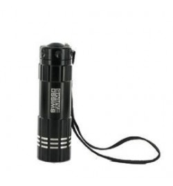 Lampe flashlight 9 led - SWISS ARMS