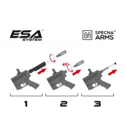 M4 RRA SA-C10 CORE tan - SPECNA ARMS