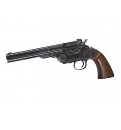"Revolver C02 SCHOFIELD 6"" 2 joule - ASG"