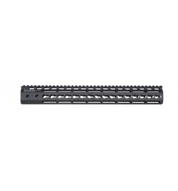 Rail Keymod Octarms 15 pouces noir - ARES