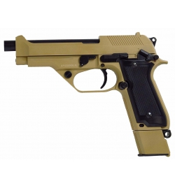 M93R Desert spartan Full/semi/ burst 3 billes - TOKYO MARUI