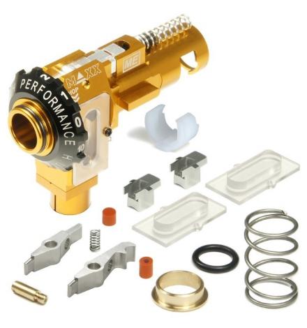 Maxx model bloc hop up CNC ME SPORT pour AEG M4