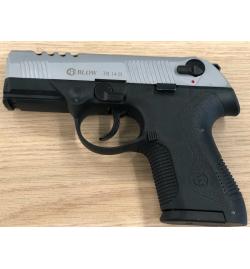TR14D noir/chromé mat 9mm balle à blanc - BBLOW