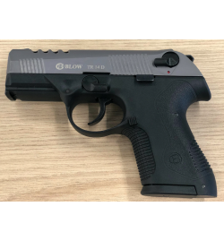 TR14D noir/fumé 9mm balle à blanc - BBLOW