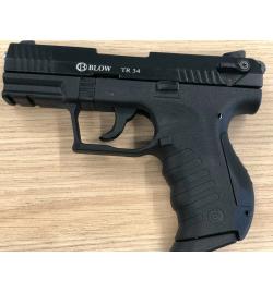 TR34 noir 9mm balle à blanc - BBLOW