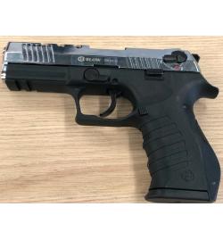 TR92D noir/chromé 9mm balle à blanc - BBLOW