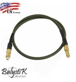 Ligne complète (version US) mamba HPA haut debit tressée nylon - BALYSTIK