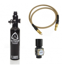 Pack mamba US TAN HPA / régulateur HPR800C V3 / bouteille 0.2L