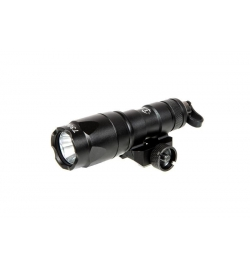 Mini Lampe noir T300A + Contacteur Déporté - THETA OPTICS
