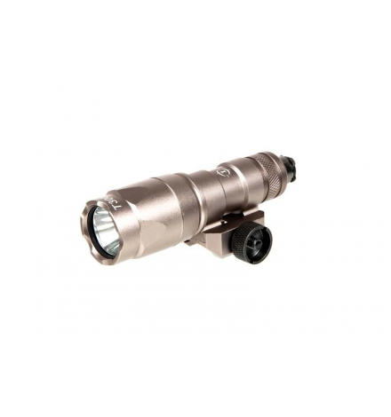 Mini Lampe tan T300A + Contacteur Déporté - THETA OPTICS