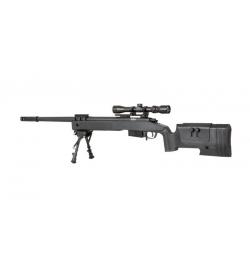 Sniper SA-S03 CORE avec lunette 3-9x40 /bipied /3 chargeurs - SPECNA ARMS