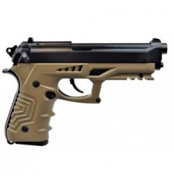 M92A1 TAN Co2 Blowback FULL AUTO - HFC
