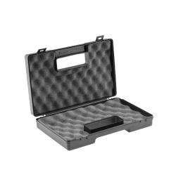 Petite Mallette noir rigide pour pistolet - EUROPARM