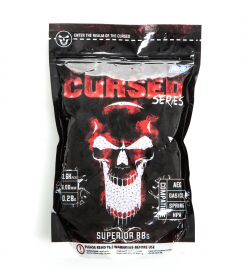 Billes CURSED Series 0,28gr par 3600BB - ASG