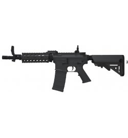 """Pack M4 CQB 10,5"""" rail RIS noir - TIPPMANN"""