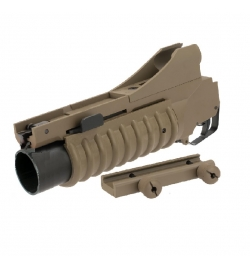 Lance grenade 40 mm M203 mini tan - S&T
