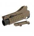 Lance grenade 40 mm M203 mini tan - S&T