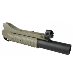 Lance grenade 40 mm M203 long tan - S&T