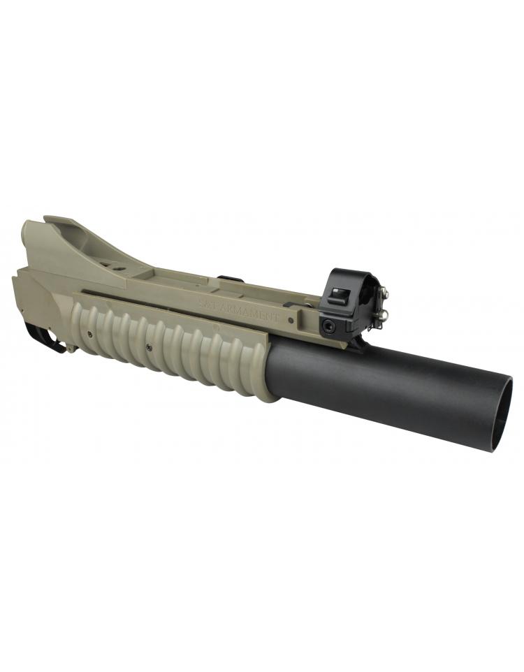 Lance grenade 40 mm M203 long tan - S&T