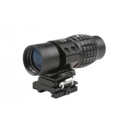 Lunette Magnifier 3x35 noir - THETA OPTICS
