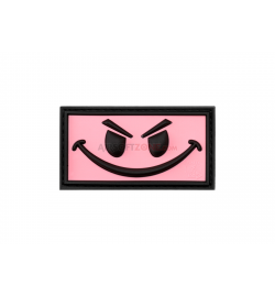 Patch PVC Evil Smile - JTG