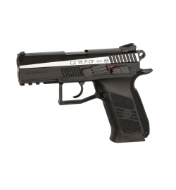 AIRGUN CZ75 P-07 duty DUAL TONE Blowback 2,1 joule - ASG