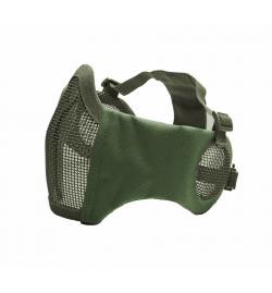 Masque grillagé avec protection oreilles OD  - STRIKE SYSTEMS