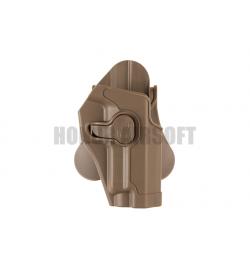 Holster P226 WE/KJW/TM droitier tan - AMOMAX