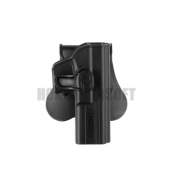 HOLSTER G17 Noir droitier KWA/ATP/APS/ACP - AMOMAX
