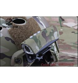Caméra Tactical mini vidéo&photos recorder Multicam - EMERSON