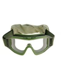 Masque De Protection Olive avec verres de rechange - GFC
