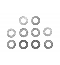 SHIM 10 X0,10mm et 10 X0,20mm - LONEX