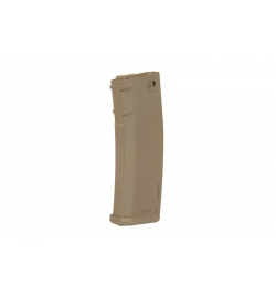Chargeur M4/M16 S-Mag hi-cap 380 billes tan - SPECNA ARMS