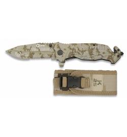 Couteau pliant K25 Camo Deserty
