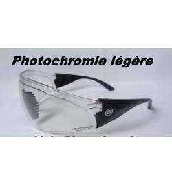 """Lunette TAÏPAN """"R"""" DARK Léger écran Photochromique - SKYAIRSOFT"""