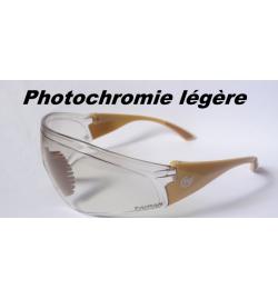 """Lunette TAÏPAN """"R"""" tan Léger écran Photochromique - SKYAIRSOFT"""