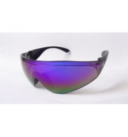 "Lunette TAÏPAN ""R"" DARK REVO BLUE/PURPLE - SKYAIRSOFT"