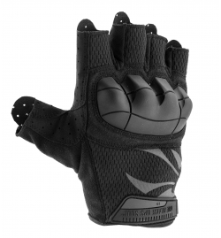 Gants BO Mitaine MTO fighter black- BO MANUFACTURE