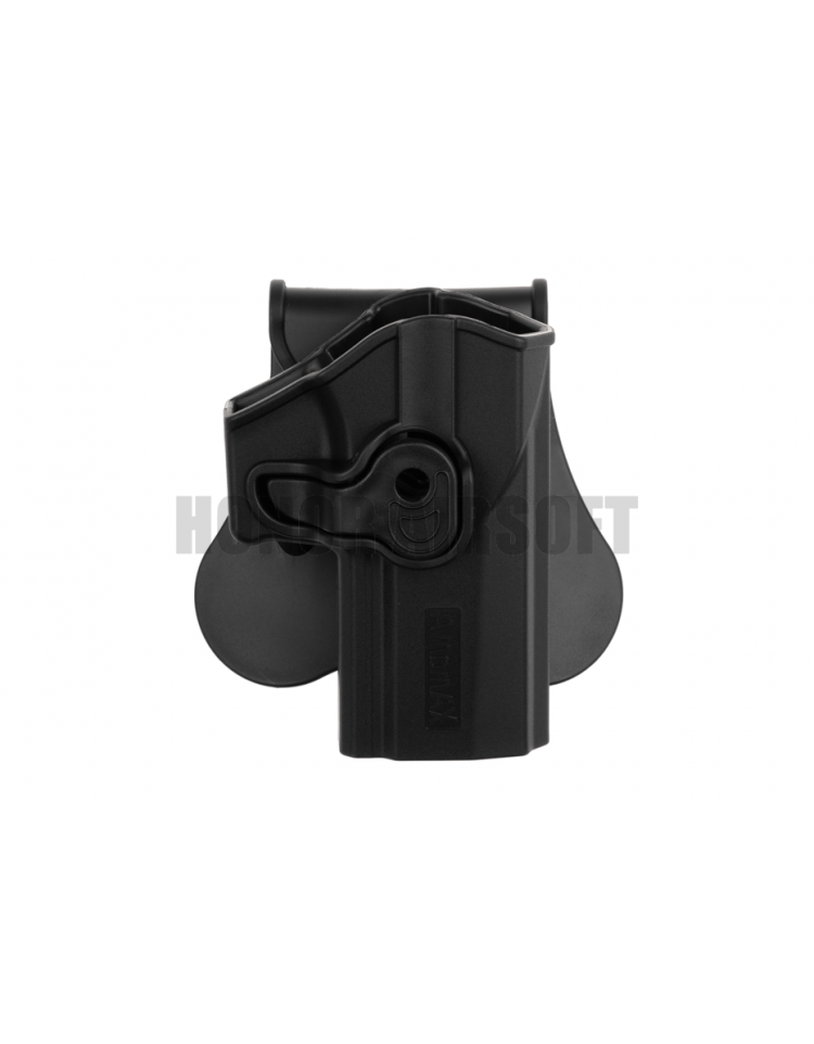 Holster SIG P320 droitier noir - AMOMAX