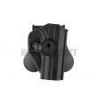 Holster KWA USP/USP COMPACT droitier noir - AMOMAX