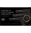STI DVC 3 GBB Gaz avec canon fileté - ASG