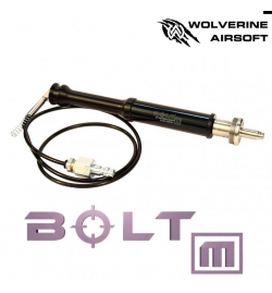 Kit de conversion HPA BOLT pour VSR10 TM (sans cylindre) - WOLVERINE
