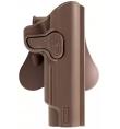 Holster 1911G2 compatible TM/WE/KJW/KSC/KWA tan - AMOMAX